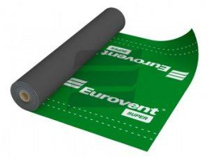 Difuzinės plėvelės Eurovent