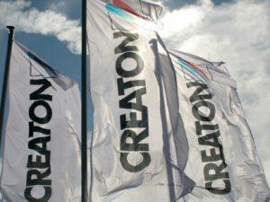 Keraminės čerpės Creaton (Vokietija)